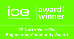 ICE North West Civil Engineering Community Award 2015