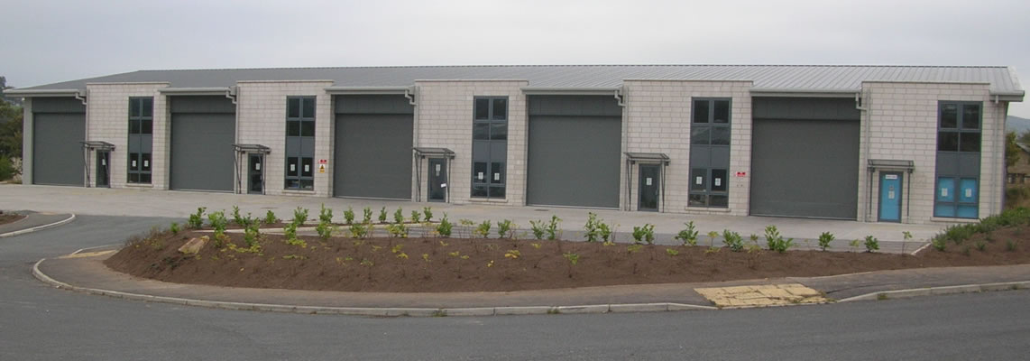 RTG Developments - industrial unit